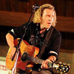 Dillon Dixon performing live.